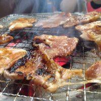 たてがみの焼き肉