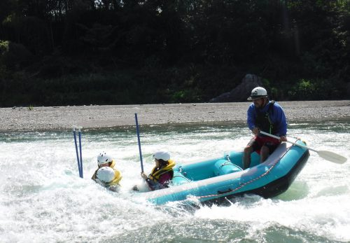 ラフティング サーフィン