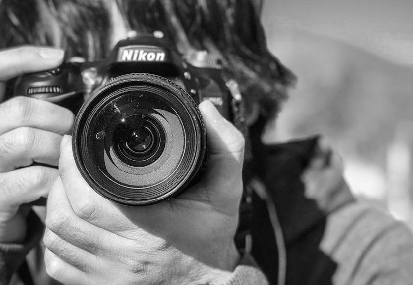 カメラマン募集のページイメージ