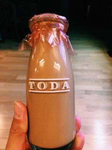 戸田乳業のコーヒー牛乳